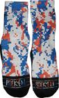 ROCK'EM Digi Camo Blue/orange