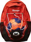 KEMPA Backpack Red/black