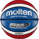 MOLTEN GMX Blue/red Basketball