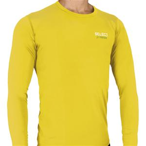SELECT Compression L/S Yellow