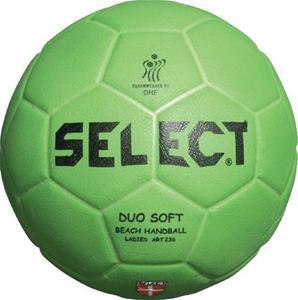Rask SELECT Duo Soft Beach Håndbold - Lækker Strandhåndbold som har et RK-29