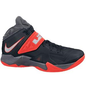 4610e943c13 NIKE Zoom Soldier VII Black Red