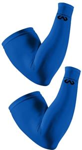 MCDAVID Pair Blue Arm Sleeve