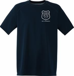 Viby IF Håndbold Performance T-Shirt Navy
