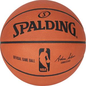 SPALDING NBA Basketball Gameball