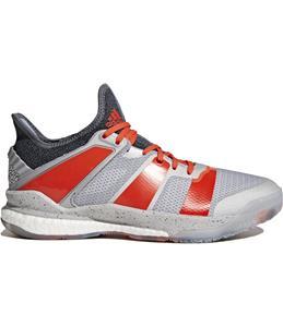 ADIDAS Stabil X Silver/Red