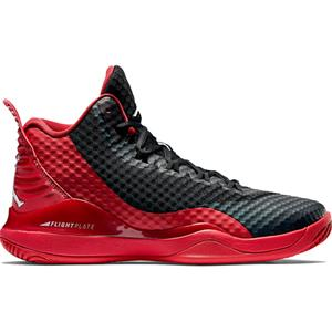 Jordan superfly 3 black red