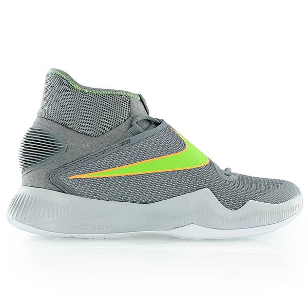 the best attitude 19a13 33e88 ... switzerland nike hyperrev 16 cool grey action green 6d9bc 642f0