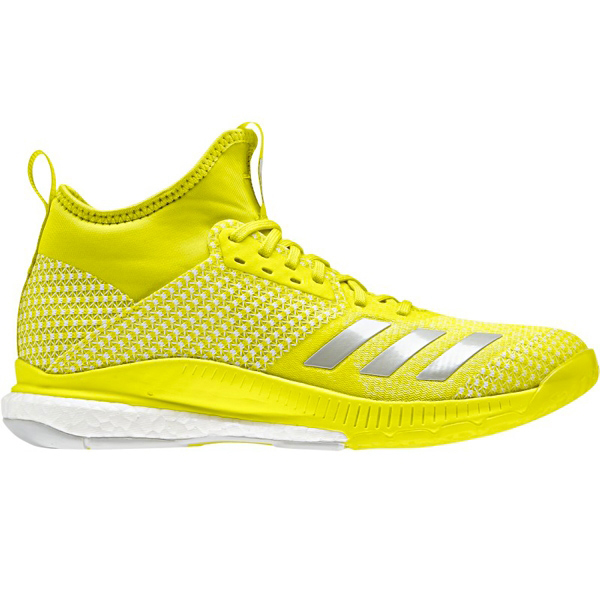 newest collection bf638 7d17b ADIDAS Crazyflight X2 Mid Shock Yellow